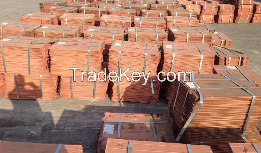 Copper Bars , Copper Cathode, Copper Pipes, Copper Powder , Copper Sheets, Copper Strips, Copper Wire