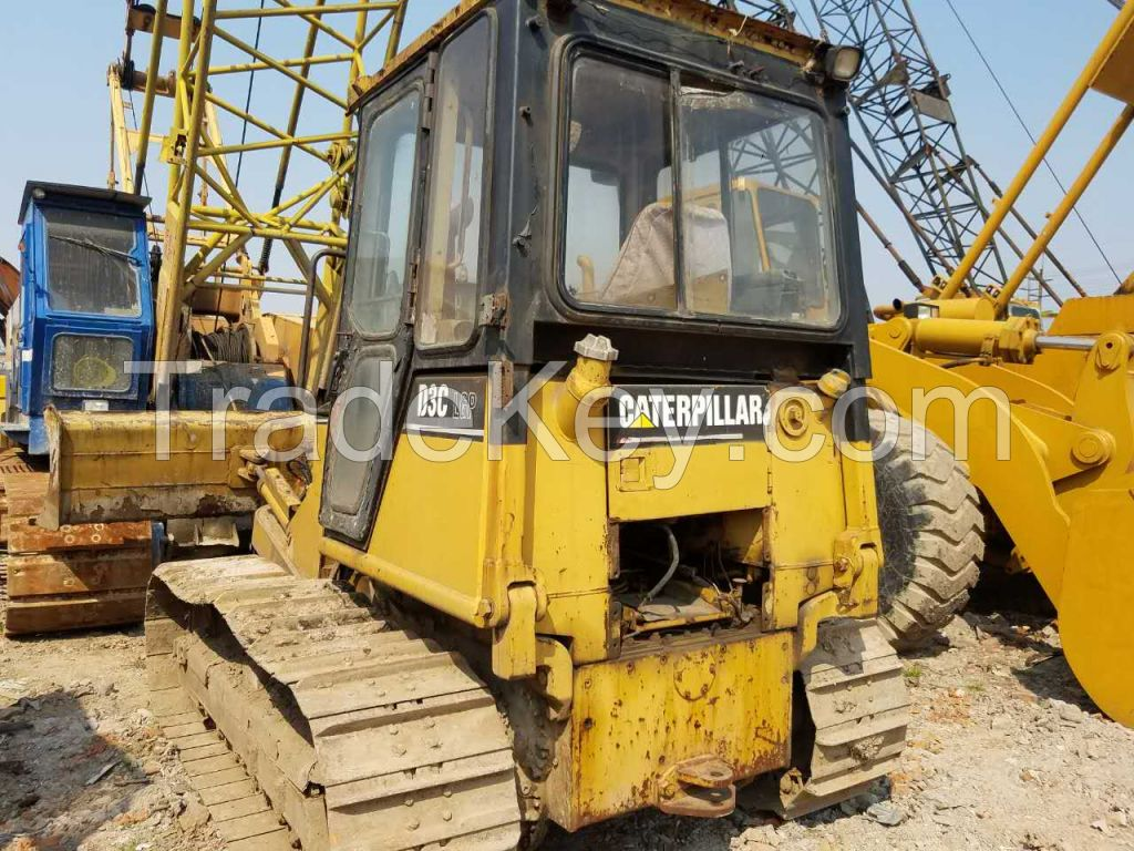 Used CAT D3C Bulldozer