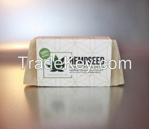 Citrus Organic Essential Oil Bar Soap