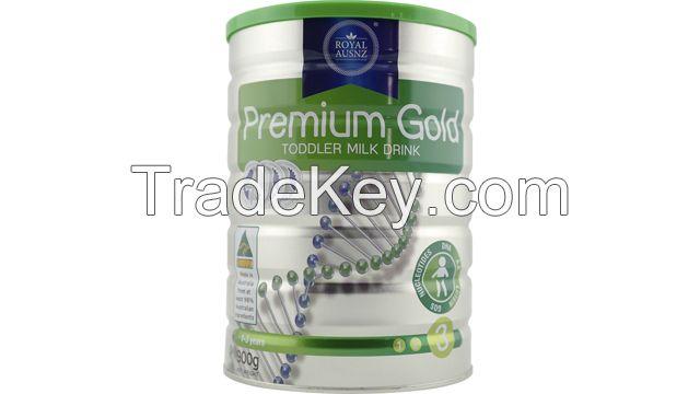 Royal AUSNZ premium gold toddler milk drink
