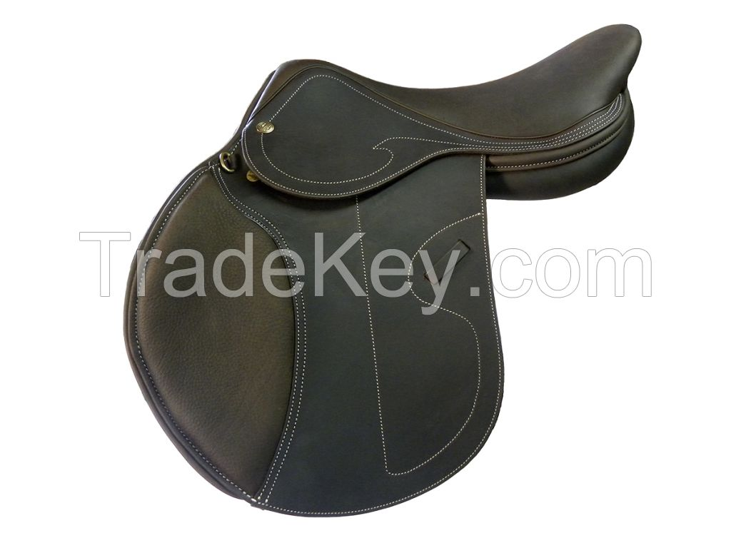 Jump, polo and dressage saddles