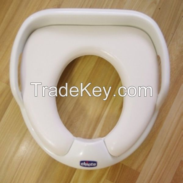 Chicco training children or baby independent toilet soft seat cushion of Safety