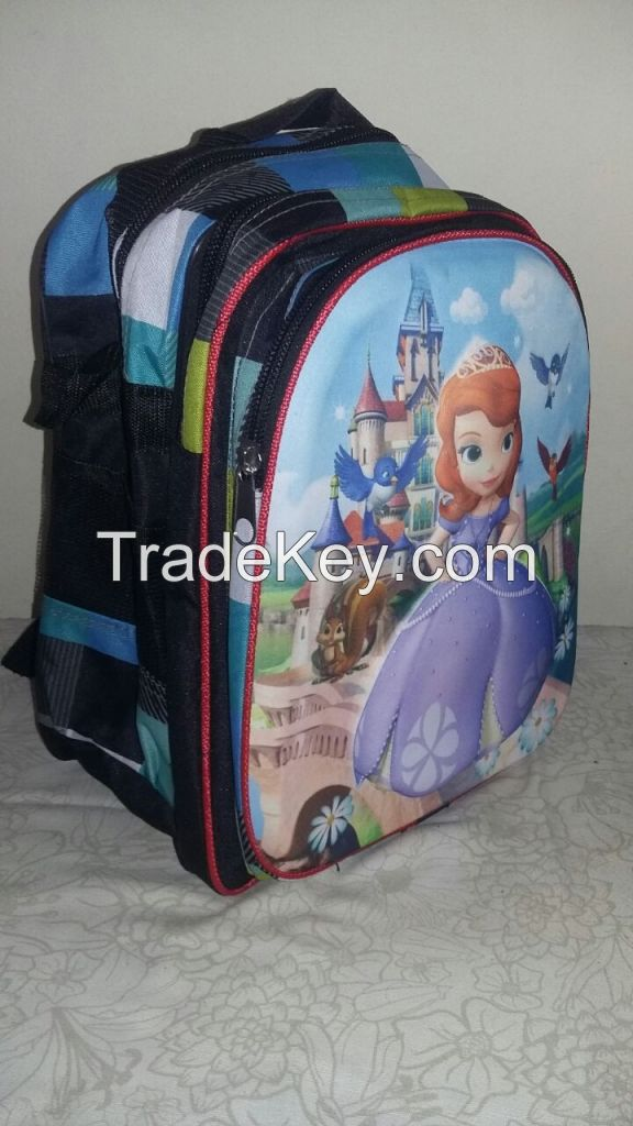 School Bag For baby Girl