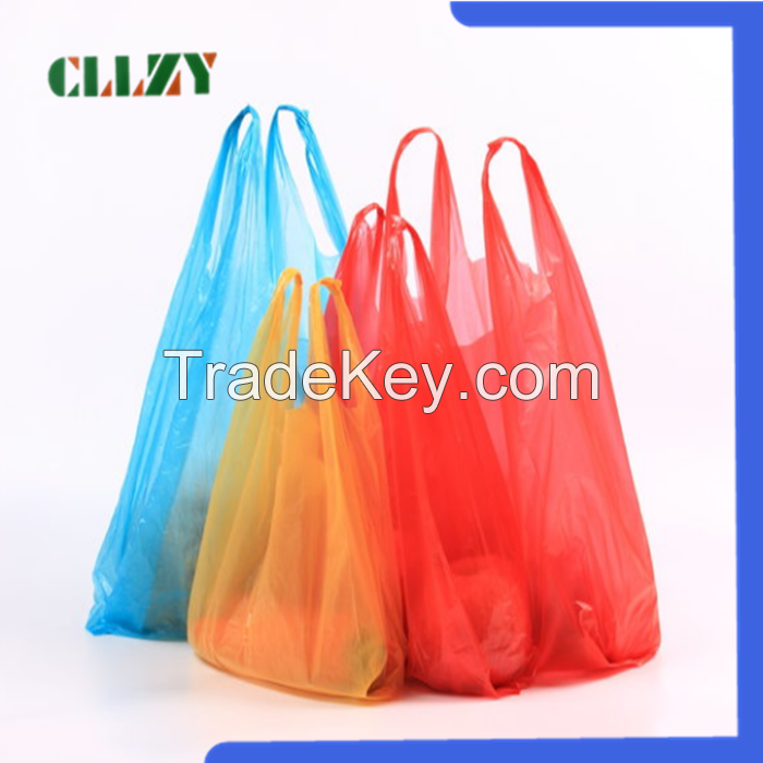 Eco-friendly biodegradable PLA plastic bags