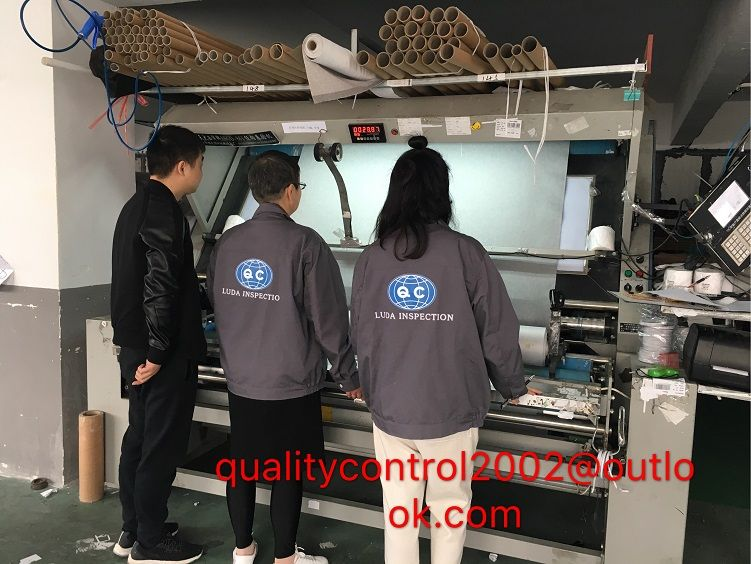 fabric quality inspection service