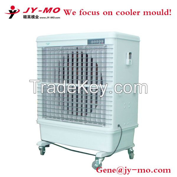 plastic mould injection portable air conditioner, plastic product manufacturer