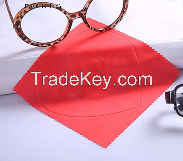 Customized Microfiber Jewelry Cloth