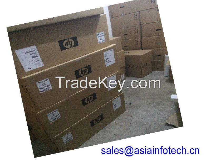 HPE AM868A HP 8/24 Base (16) Full Fabric Ports Enabled SAN Switch 494292-001 AM868B