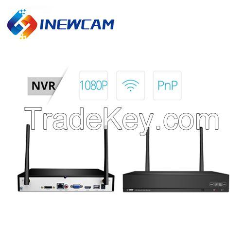 Wholesale 1080P 4CH CCTV Camera Kit Wireless Security Camera System