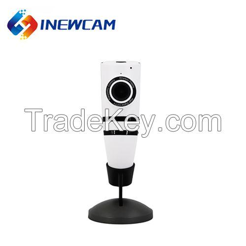 OEM 2MP 130 Degree 2 Way Audio Wifi Camera