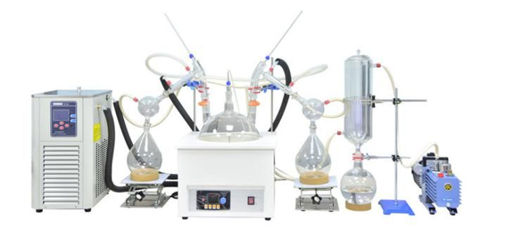 Laboratory Equipment Short Path Distillation Kit 10L
