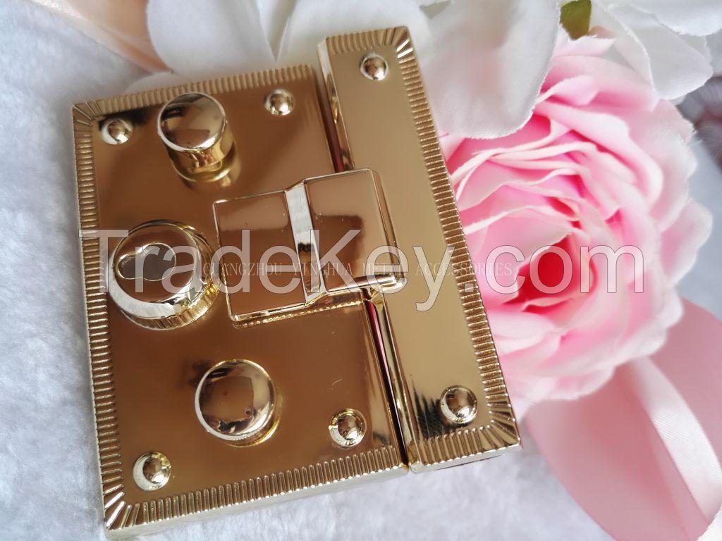 Press Locks For Handbags