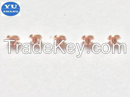 bimetal contacts alloy