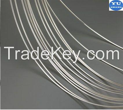 Silver alloy wire