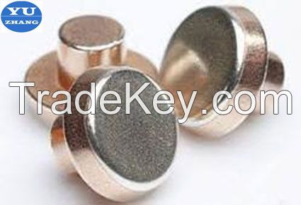 silver alloy contacts
