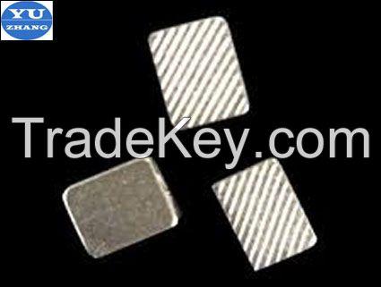 Internal Oxidized Contact for mirco motor