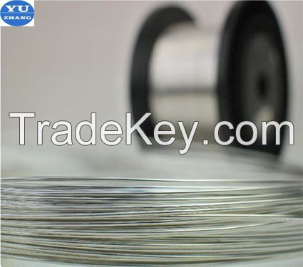 Silver alloy wire for Rivet Contacts and Contact Bridges