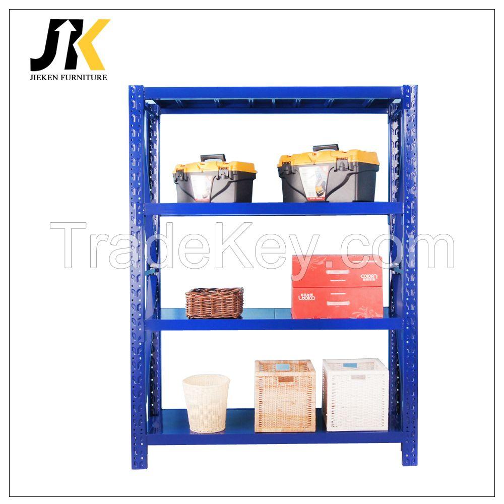 Heavy duty shop metal bulk storage rack