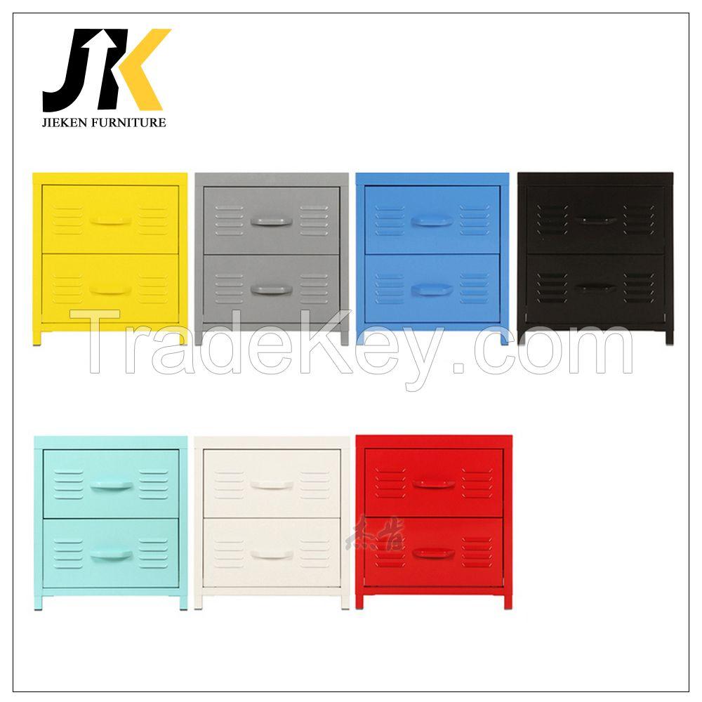 New metal multi drawer storage cabinet