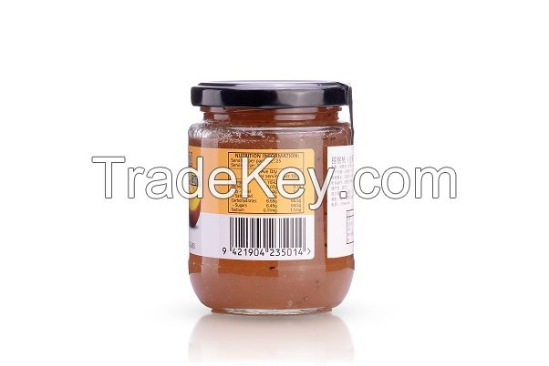 New Zealand Golden Kiwifruit Jam