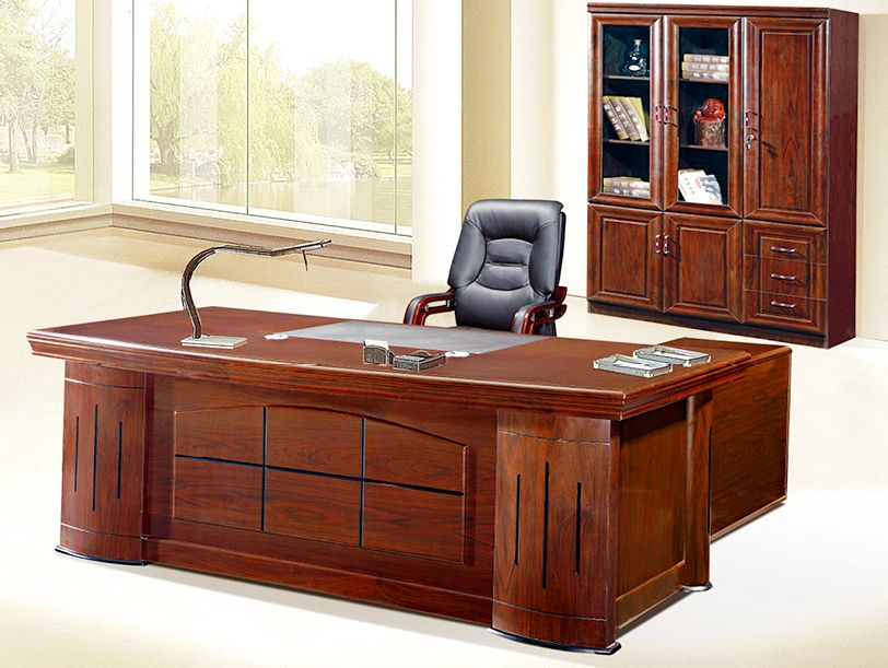 Conference table Executive table wood veneer Anti Scratch in high quality