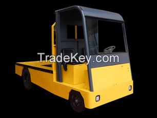 4-wheel Platform Truck