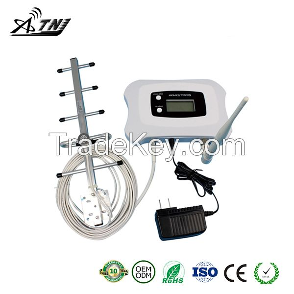 70Dbm Single mobile repeater for 2G 3G 4G  enhanced version with yagi antenna