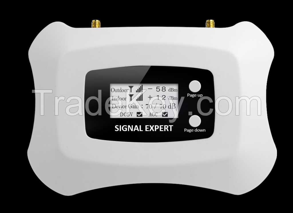 70DbmSingle mobile repeater for 2G 3G 4G