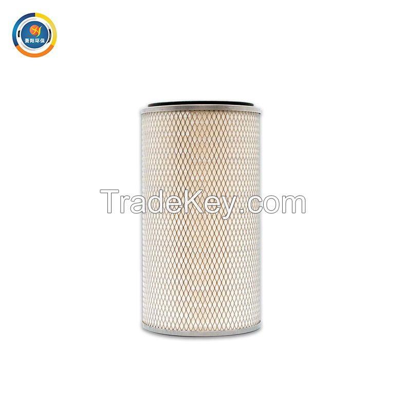 PTFE Membrane Polyester Filter Cartridge/Air filter Cartridge/Replacement filter
