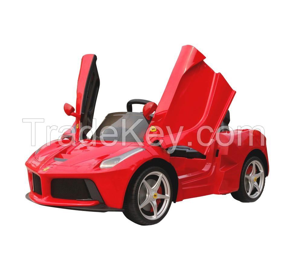 LaFerrari Ferrari 12V Ride on Car with 2.4 (GHz)|KS Kids Auto