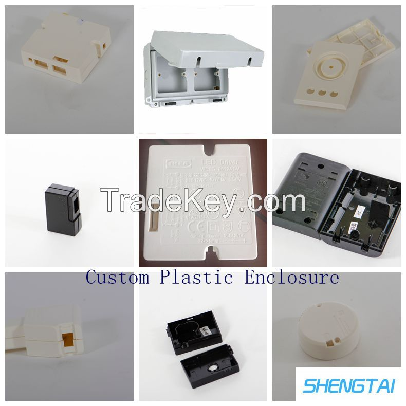 Custom plastic injection mold products for electronic plastic parts