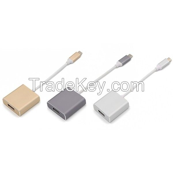 USB-C to HDMI 2.0 4K2K 60Hz Dongle