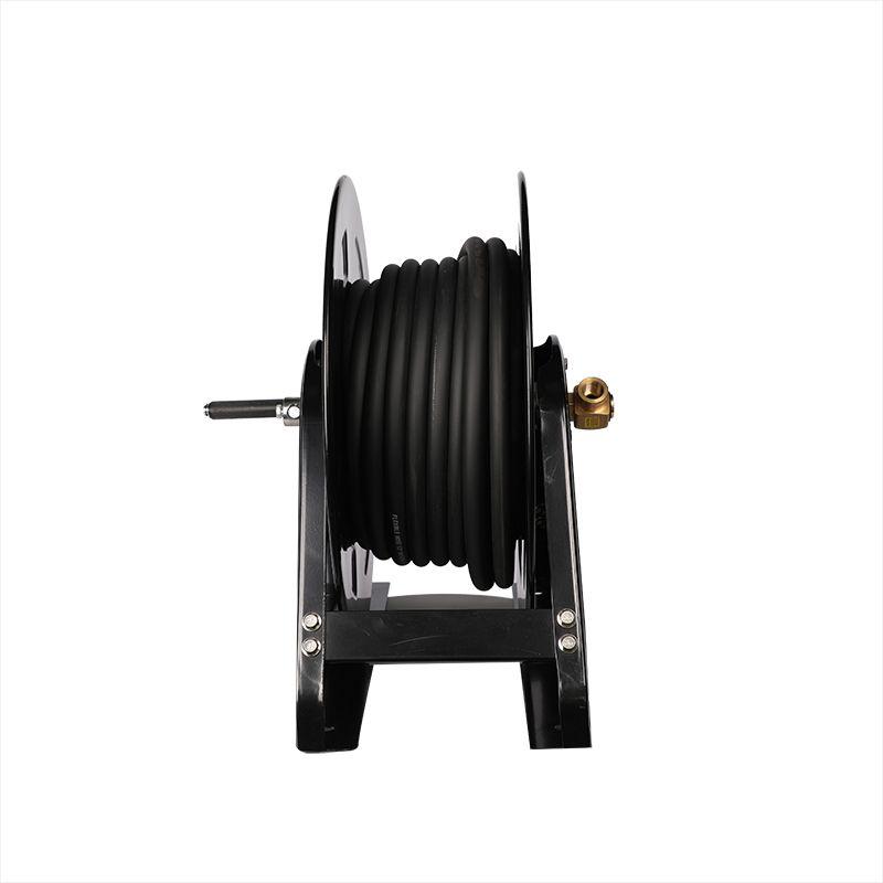 Water Hose Reel with the Carbon Steel Reel