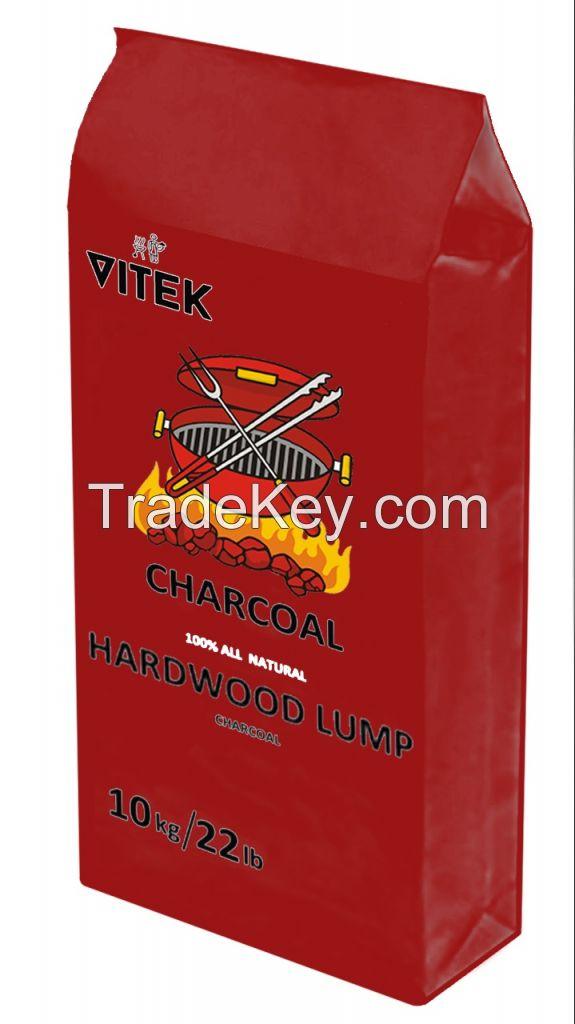 Charcoal Hardwood Lump Natural Premium