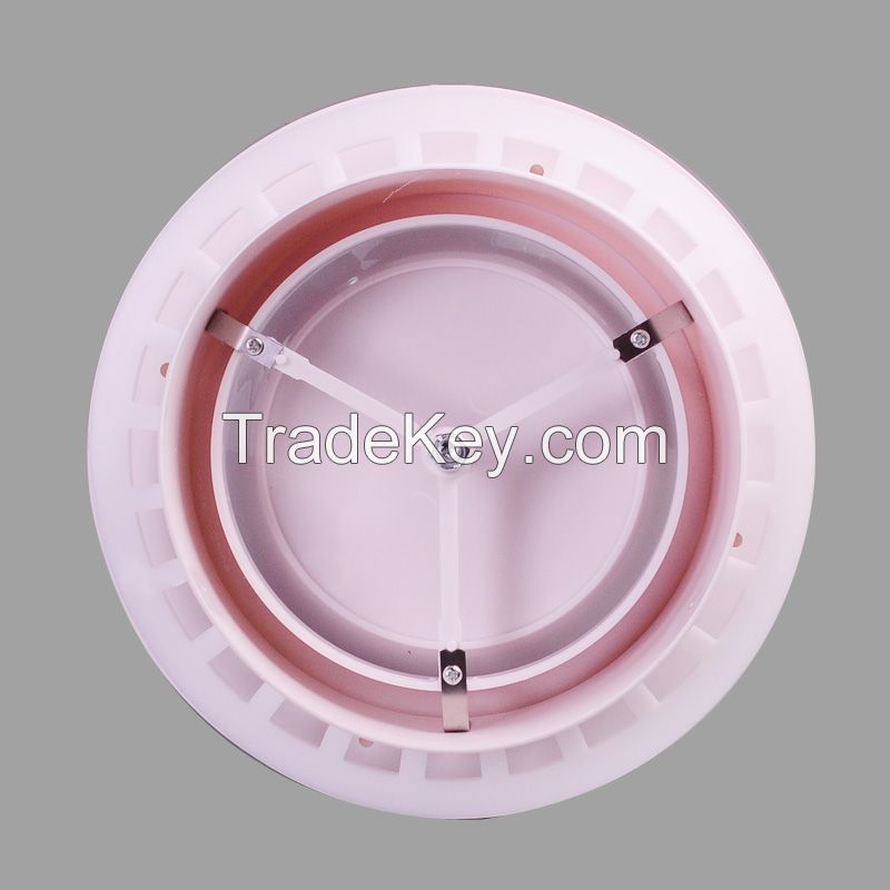 Euro Style Diffuser Plastic Adjustable Air outlet