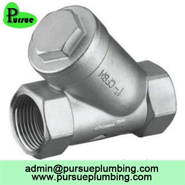 stainless steel 304 316 Y Strainer china supplier