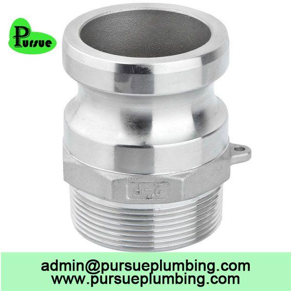 stainless steel 304 316 aluminum Camlock F female adapter