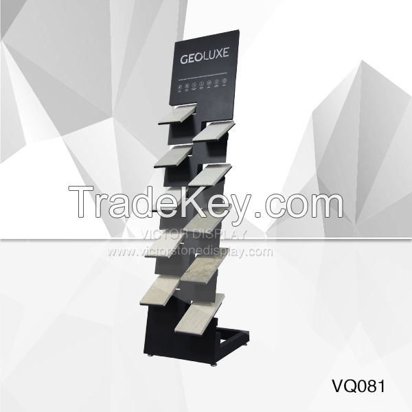 Solid Surface Display Stand