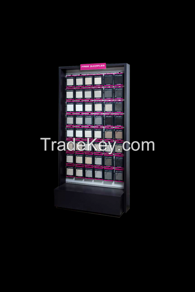VM001 Mosaic Tiles Display Stand