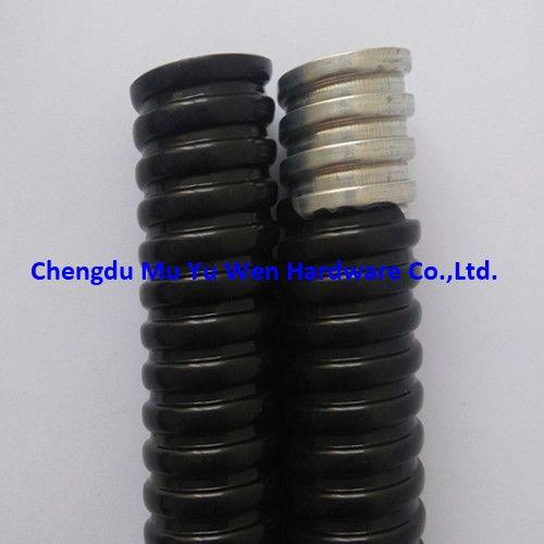Liquid tight flexible galvanized conduit with PVC coated