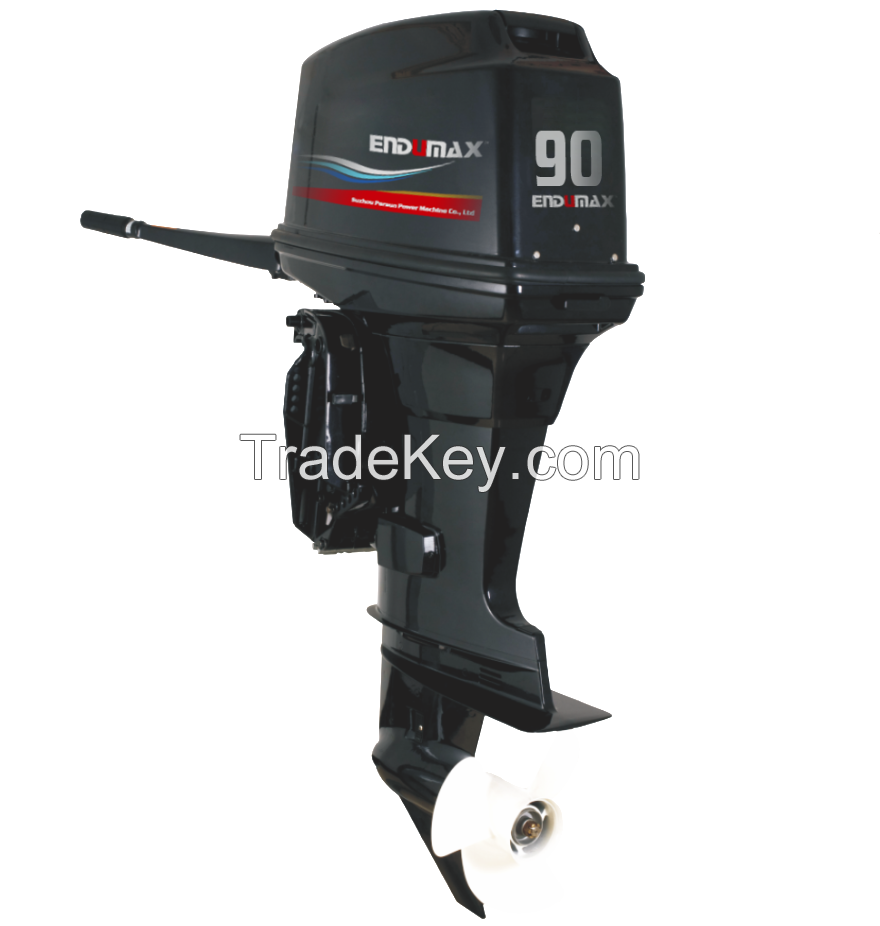 90hp Endumax outboard engine