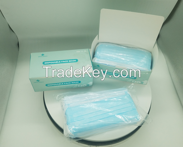 Wholesale 3 Layers N95 and 3Ply Disposable Face Mask