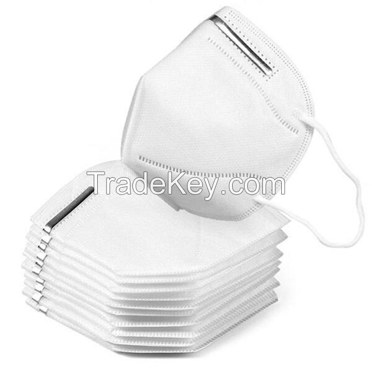 The latest version Disposable N95 Foldable Cotton Face Mask