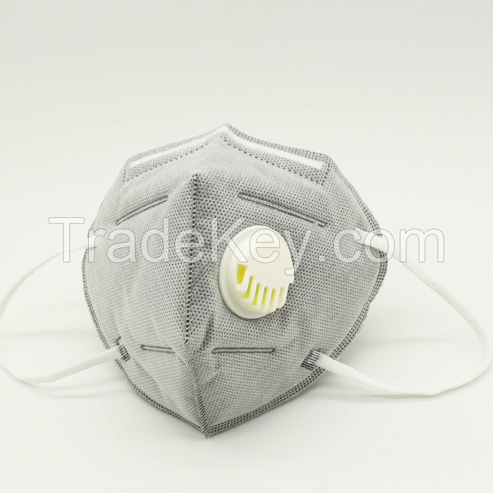 KN95 dust mask 5ply face mask protective mask