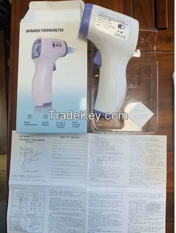 Digital Infrared Forehead Thermometer.