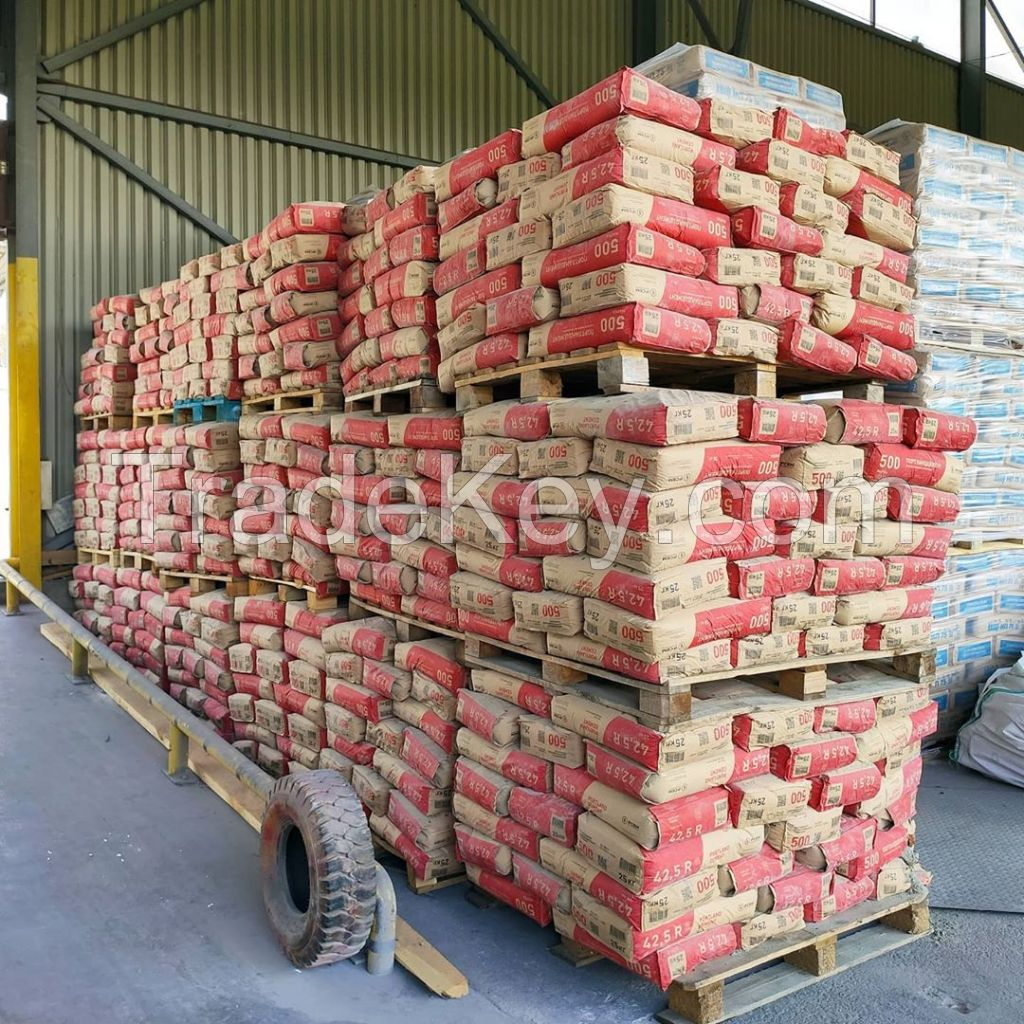 Best Sale Quality Grey 42.5 32.5 52.5 Portland Cement for sale
