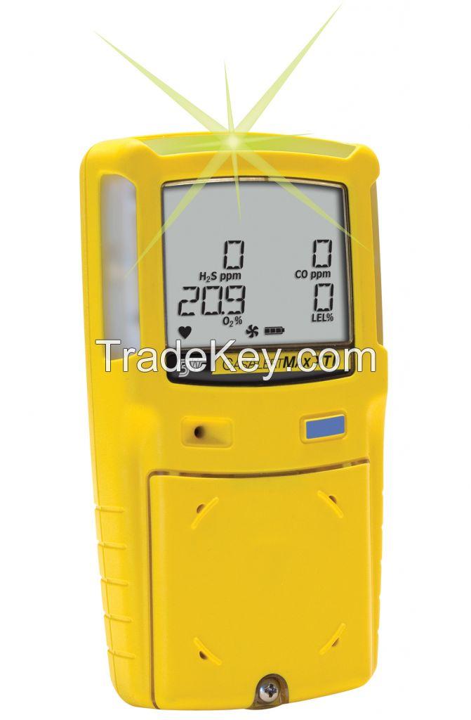 BW GasAlertMax XT II Portable Multi-Gas Detectors % LEL , O2, H2S , CO
