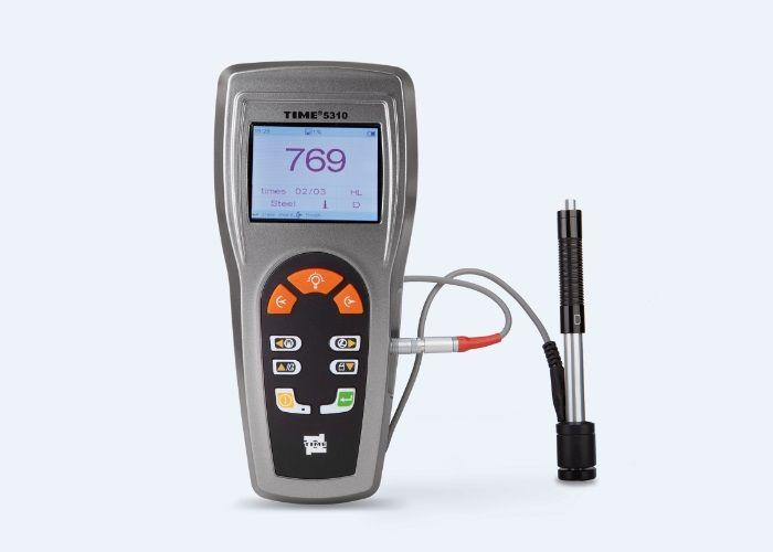 Portable Dynamic Leeb Hardness Tester TIME®5310