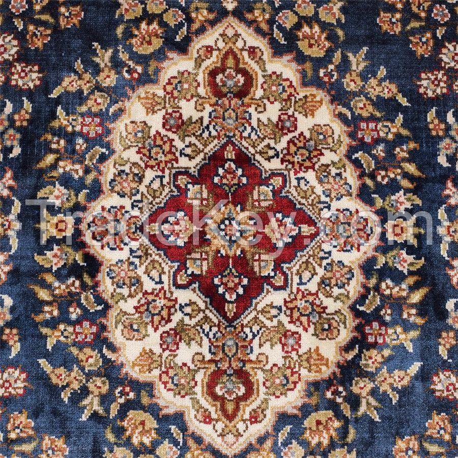 Yilong 2x3ft Persian Area Rugs Handmade Silk Carpet Traditional Oriental Rugs