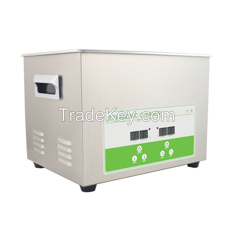 AG SONIC digital ultrasonic cleaner with timer and heater 2L to 30L